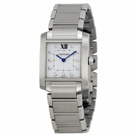Cartier WE110007 Tank Francaise Ladies Quartz Watch