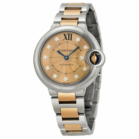 Cartier WE902053 Ballon Bleu de Cartier Ladies Automatic Watch