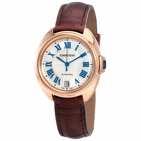 Cartier WGCL0013 Cle Ladies Automatic Watch