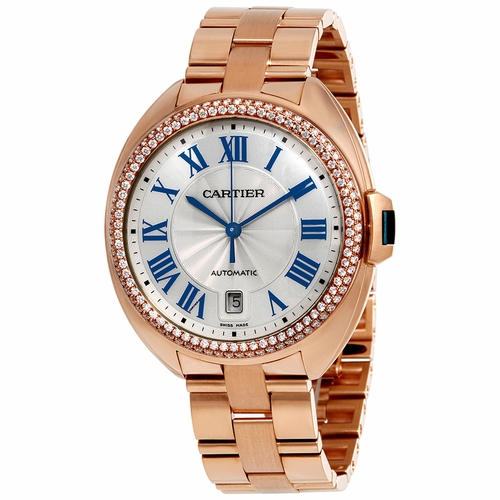 Cartier WJCL0009 Cle Unisex Automatic Watch