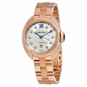 Cartier WJCL0034 Cle Ladies Automatic Watch