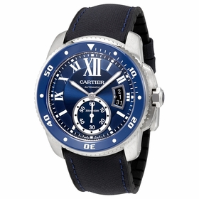 Cartier WSCA0010 Calibre Diver Mens Automatic Watch