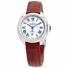 Cartier WSCL0016 Cle de Cartier Ladies Automatic Watch