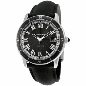Cartier WSRN0003 Ronde Croisiere Mens Automatic Watch