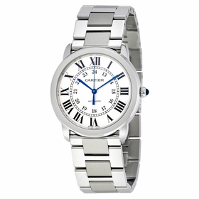 Cartier WSRN0012 Ronde Solo de Cartier Ladies Automatic Watch