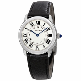 Cartier WSRN0019 Ronde Solo de Cartier Ladies Quartz Watch