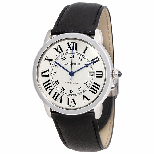 Cartier WSRN0022 Ronde Solo de Cartier Mens Automatic Watch