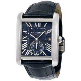 Cartier WSTA0010 Tank MC Mens Automatic Watch