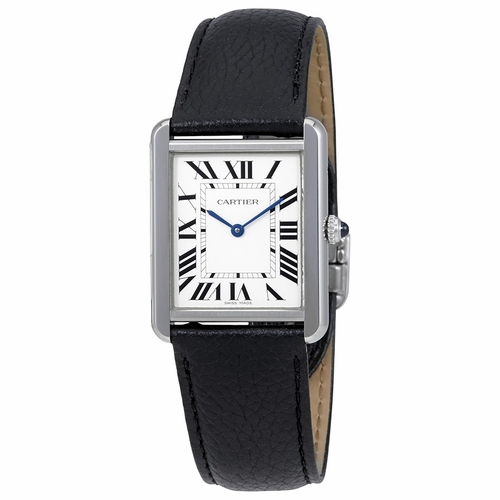 Cartier WSTA0028 Tank Ladies Quartz Watch