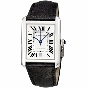 Cartier WSTA0029 Tank Solo Mens Automatic Watch