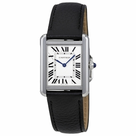 Cartier WSTA0030 Tank Solo Ladies Quartz Watch