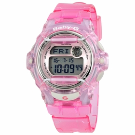 Casio BG169R-4 Baby-G Ladies Quartz Watch