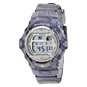 Casio BG169R-8 Baby-G Ladies Quartz Watch