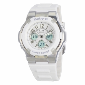 Casio BGA110-7BCR Baby-G Ladies Chronograph Quartz Watch