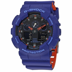 Casio GA100L-2A G-Shock Mens Quartz Watch