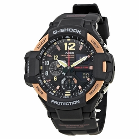 Casio GA1100RG-1A G-Shock Master Of G Mens Quartz Watch