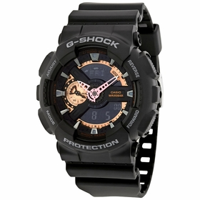 Casio GA110RG-1A G-Shock Mens Quartz Watch