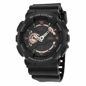 Casio GA110RG-1ACR G Shock Mens Quartz Watch
