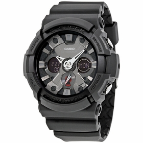 Casio GA201-1A G-Shock Mens Quartz Watch