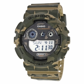 Casio GD120CM-5CR G-Shock Mens Quartz Watch