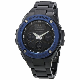 Casio GSTS110BD-1A2CR G-Shock G-Steel Mens Quartz Watch