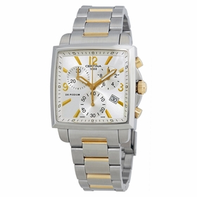 Certina C001.317.22.037.00 Ds Podium Ladies Chronograph Quartz Watch