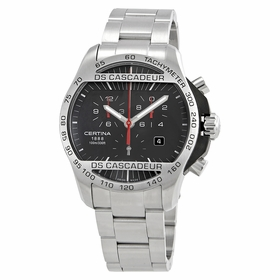 Certina C003.617.21.050.00 DS Cascadeur Mens Chronograph Quartz Watch