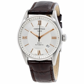 Certina C006.407.16.038.01 DS-1 Roman Dial Mens Automatic Watch
