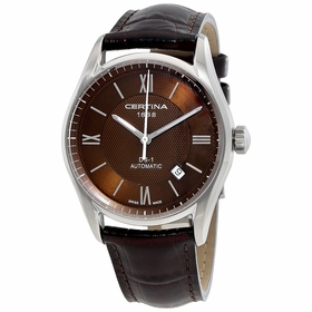Certina C006.407.16.298.00 DS-1 Roman Dial Mens Automatic Watch