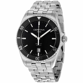 Certina C014.410.11.051.00 DS First Ceramic Mens Quartz Watch