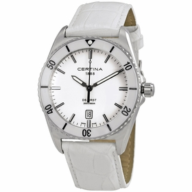 Certina C014.410.16.011.00 DS First Ceramic Mens Quartz Watch