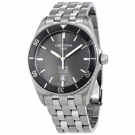 Certina C014.410.44.081.00 DS First Ceramic Mens Quartz Watch