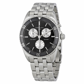 Certina C014.417.11.051.01 DS First Mens Chronograph Quartz Watch
