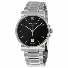 Certina C017.410.11.057.00 DS Caimano Mens Quartz Watch