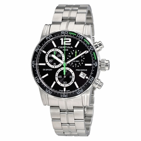 Certina C027.417.11.057.01 DS Sport Mens Chronograph Quartz Watch