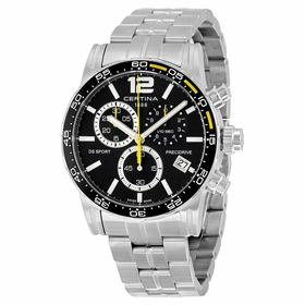 Certina C027.417.11.057.03 DS Sport Mens Chronograph Quartz Watch