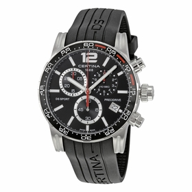 Certina C027.417.17.057.02 DS Sport Mens Chronograph Quartz Watch