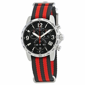 Certina C034.417.18.057.00 DS Podium Mens Chronograph Quartz Watch