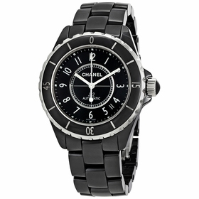 Chanel H0685 J12 Black Unisex Automatic Watch