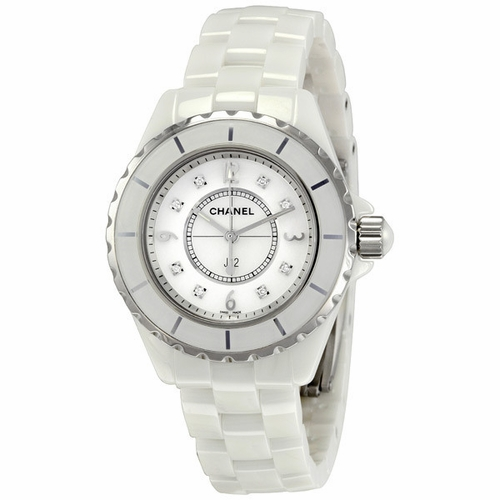 Chanel H2422 J12 Ladies Quartz Watch