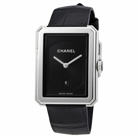 Chanel H4884 Boy-Friend Ladies Quartz Watch