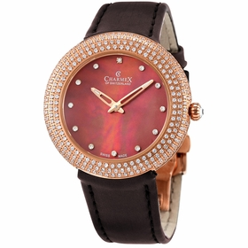 Charmex 6298 Las Vegas Ladies Quartz Watch
