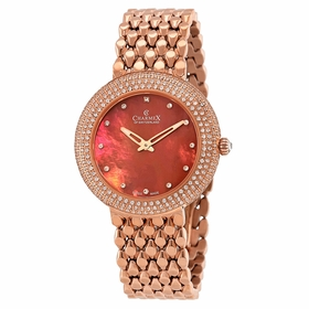 Charmex 6302 Las Vegas Ladies Quartz Watch