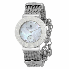 Charriol ST30CS.560.016 St-Tropez Ladies Quartz Watch