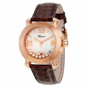 Chopard 277471-5001 Happy Sport II Ladies Quartz Watch