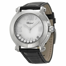 Chopard 278475-3002 Happy Sport II Round Ladies Quartz Watch