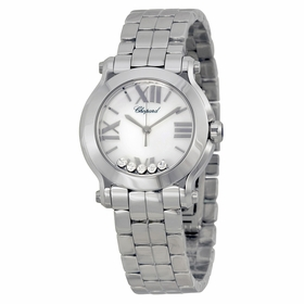 Chopard 278509-3002 Happy Sport Ladies Quartz Watch