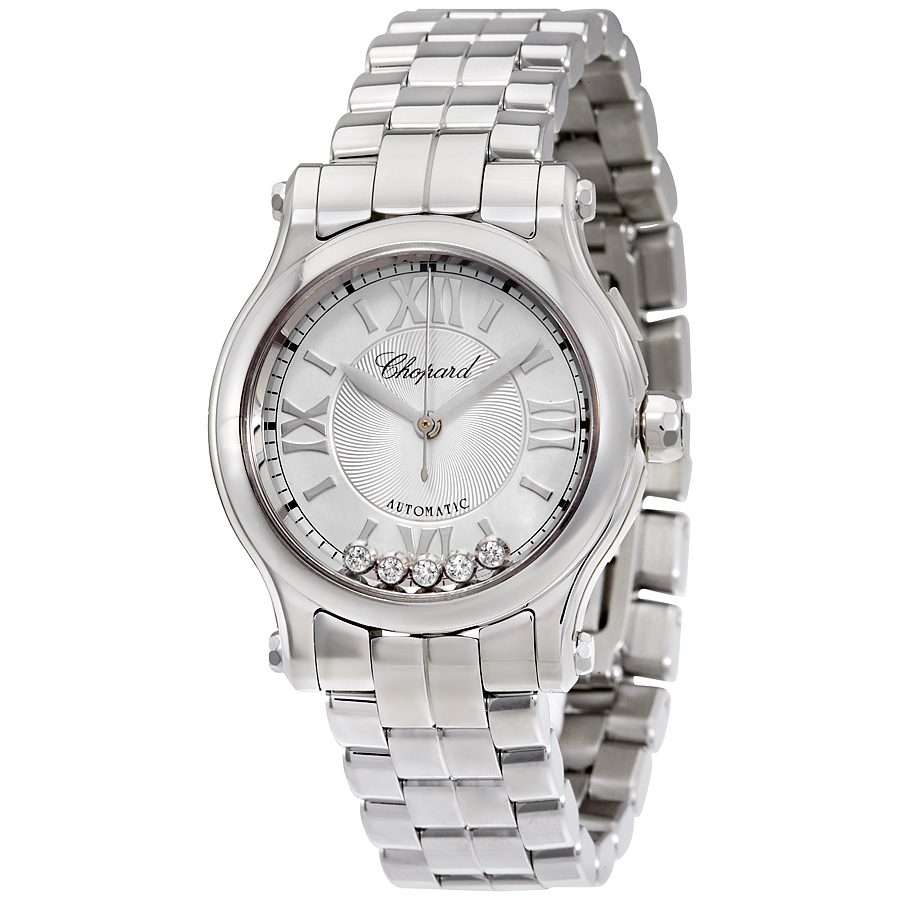 8acfd27e34034 Chopard 278573-3002 Happy Sport Ladies Automatic Watch