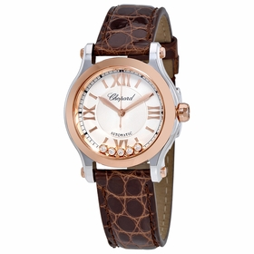 Chopard 278573-6001BR Happy Sport Ladies Automatic Watch