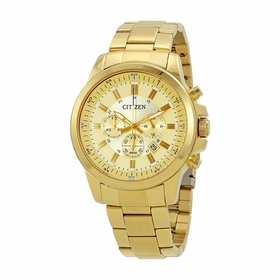 Citizen AN8082-54P Urban Mens Chronograph Quartz Watch